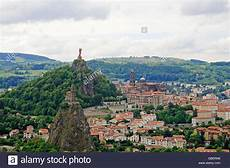 View On Le Puy En Velay Statue The On