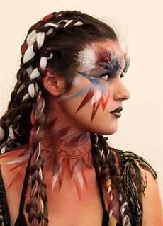 Indianer Make Up - bildergebnis f 252 r indianer look make up get inspired