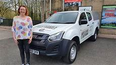 dmax garbage isuzu d max up drops lockdown meals in manchester