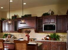 Ideas For Kitchen Above Cabinets by Ideas For Decorating Above Kitchen Cabinets Slideshow