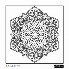 mandala coloring pages 17968 square mandala coloring pages at getcolorings free printable colorings pages to print and
