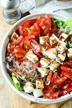 tomate mozzarella dressing tomato mozzarella salad spend with pennies