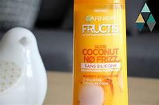 mon avis sur le nouveau fructis nutri coconut n 216 frizz