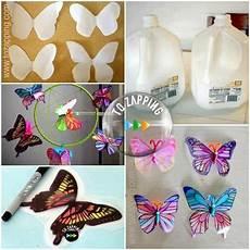 c 243 mo hacer mariposas con botellas recicladas tozapping com