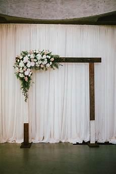 simple indoor wedding decoration ideas effortlessly chic portland wedding wedding ceremony