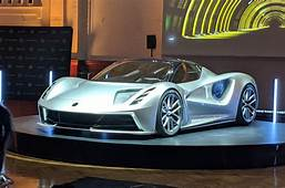 All Electric Limited Edition Lotus Evija Hypercar Revealed