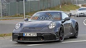 2020 Porsche 911 GT3 Spied Up Close And Personal  CarAdvice