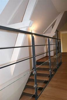 metal design lorient garde corps int 233 rieur en acier ou inox pour escalier