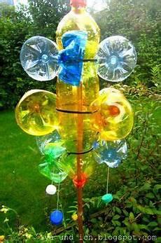 Windspiel Aus Plastikflaschen Wind Chimes Made Of