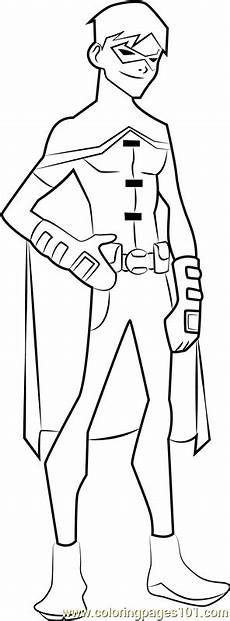 Robin Malvorlagen Lyrics Robin Coloring Page Free Justice Coloring Pages