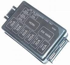 91 mazda miata fuse box 99 03 miata engine bay fuse box cover nc82 66 762