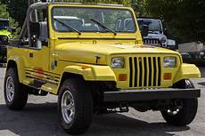 pre owned 1989 jeep wrangler yj islander edition