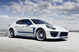 TopCar Unveils New Porsche Panamera Stinger GTR Kit  GTspirit
