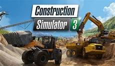 construction simulator 3 lite maintenant disponible sur