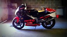 aprilia rs 125 mig exhaust system after one year
