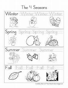 free printable worksheets on seasons kindergarten 14912 seasons and kindergarten on