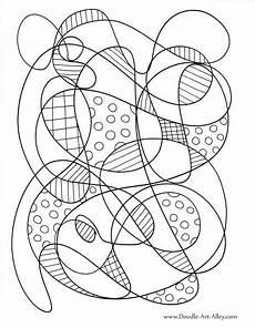 Lustige Malvorlagen Abstract7 Jpg Kostenlose Ausmalbilder Lustige