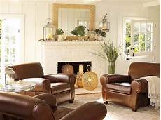 Home Decor Ideas With Brown Couches by 19 Living Room Decorating Ideas With Brown Leather