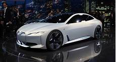 bmw i4 will be the name for the production ivision dynamics