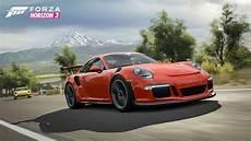 Forza Horizon 3 Porsche Car Pack Starts Six Year