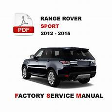 auto manual repair 2009 land rover range rover sport user handbook 2013 2015 range rover sport supercharged ultimate service repair shop manual car truck manuals
