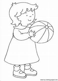 56 best caillou coloring pages images printable coloring