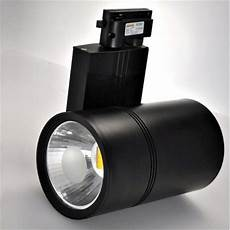 aliexpress com buy led track light 30w ac85 265v track lighting retail spot wall l rail