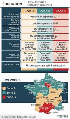 Vacances Scolaires On Conna 238 T Enfin Le Calendrier 2017