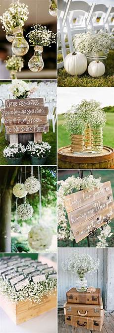 save your budget weddings with 45 baby s breath ideas stylish wedd blog