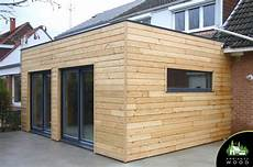 Extension Ossature Bois 25m 178 Ambiance Wood