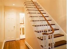 peindre un escalier en blanc comment peindre un escalier leroy merlin