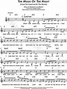 print and download lead sheets for the music of the
