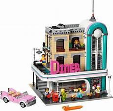 in stock lego 10260 creator expert downtown diner 2018