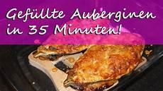 Gefüllte Aubergine Vegetarisch - gef 252 llte aubergine thermomix vegetarisch lecker