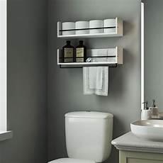 Bathroom Ideas For On The Shelf by Bathroom Shelves Beautiful And Easy Diy Bathroom Space