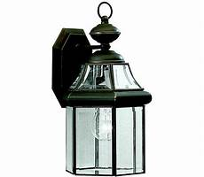 kichler 9785oz embassy row 3 light bronze outdoor wall lighting