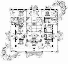 spanish revival house plans with courtyards spanish courtyard house plans spanishstylehomes with