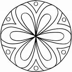 Mandala Malvorlagen Senioren Mandalas Zum Ausdrucken Tolle Blumen Mandala Vorlage Zum