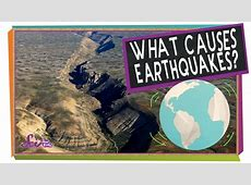 what causes earthquakes to form
