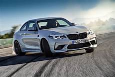 bmw m2 competiton and m5 competition launching in india