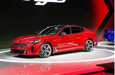 Kia Stinger Range To Diversify With Diesel And Electric