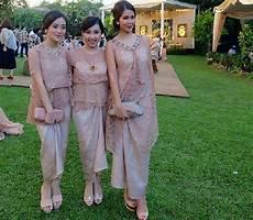 Model Kebaya Modern Untuk Pesta Jual Baju Brokat