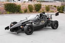 California Registered Ariel Atom 3 Supercharged  Rare