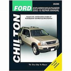 chilton car manuals free download 2006 ford ranger on board diagnostic system chilton 26280 repair manual 2002 2006 ford explorer northern auto parts