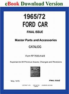 1972 ford mustang wiring pdf 1972 ford mustang shop manual