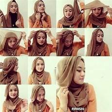 Tutorial Jilbab Pashmina Panjang Dan Lebar Tutorial