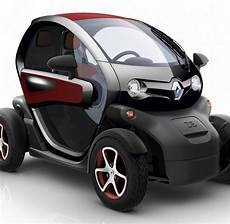 Elektroauto Den Renault Twizy Kann Schon Mit 16