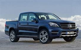 2020 Mercedes Benz Pickup Cost And Review  Http//www