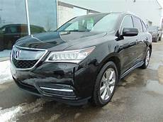 used 2015 acura mdx deal pending elite cuir toit navi for