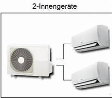 multi split klimaanlagen